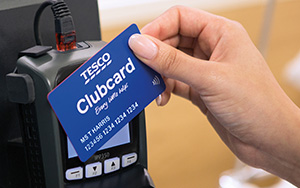 Collect clubcard points tesco rewards tesco contactless card reheart Gallery