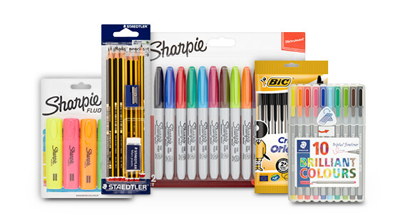 Half price stationery