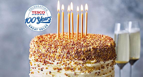 Centenary cake recipe