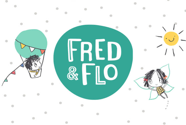 Say hello to Fred & Flo!
