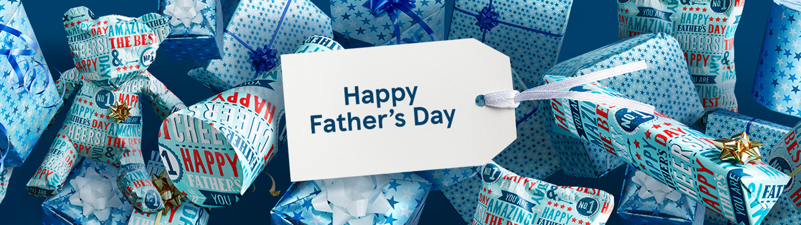 Father's Day 2019 is on Sunday 16 June