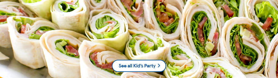 Sandwiches Food To Order Kids Party Tesco Groceries