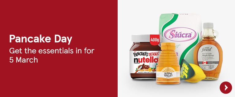 Pancake Day essentials