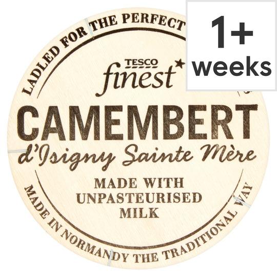 Tesco Finest Camembert 250G