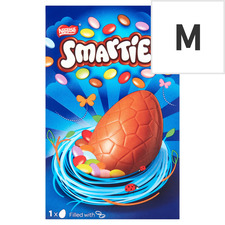 image 2 of Smarties Medium Easter Egg 122G