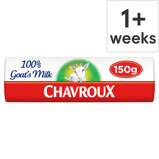 Chavroux Goat's Cheese Log 150G