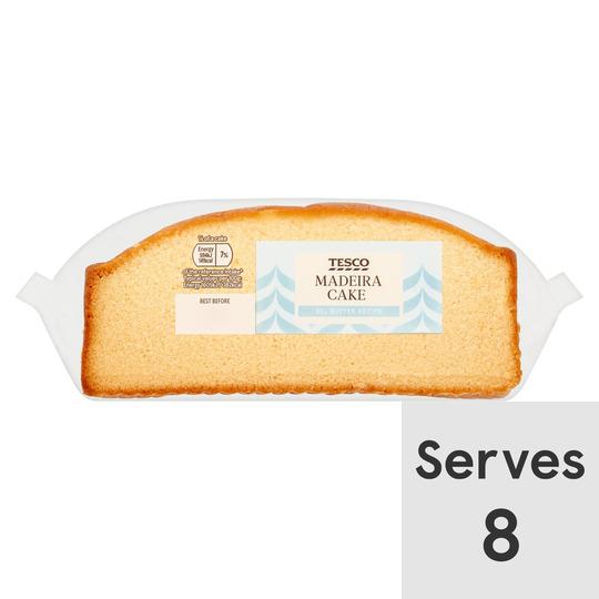 Tesco Madeira Cake Tesco Groceries