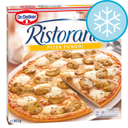 Dr  Oetker Ristorante Pizza Funghi 365G