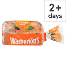 Warburtons Fruit Loaf With Orange 400G
