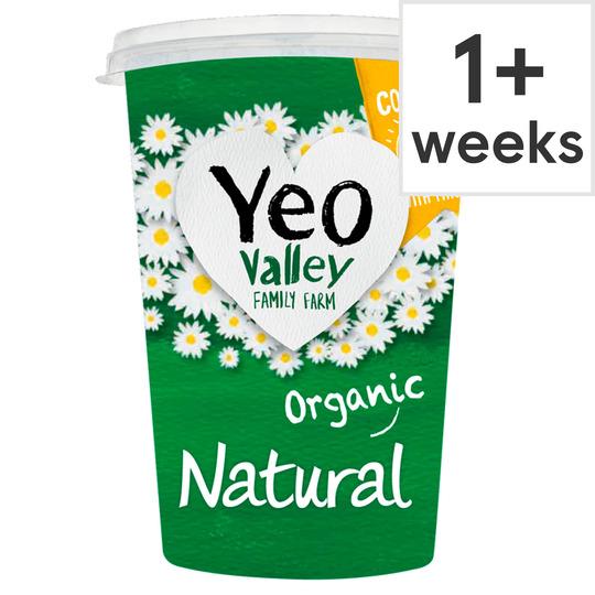 Yeo Valley Natural Yogurt 500G