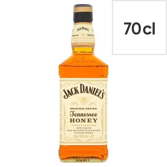 a16a3bb66f1 Jack Daniels Tennessee Honey 70Cl - Tesco Groceries
