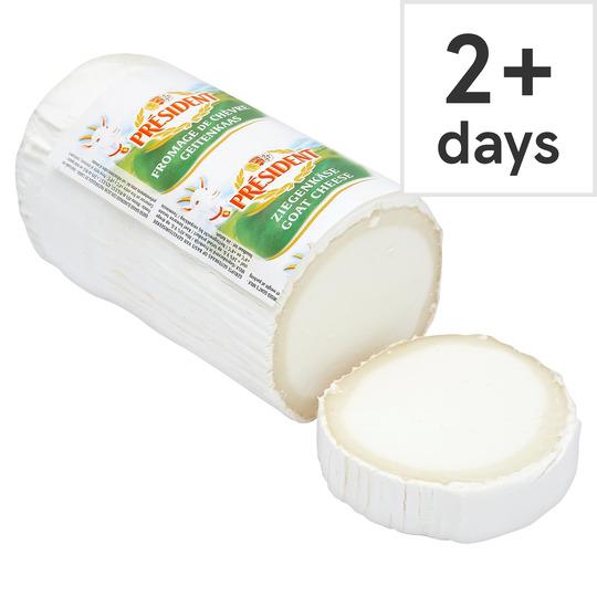 Counter Goats Cheese Log