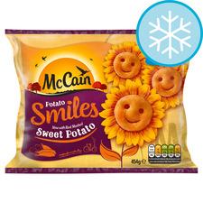 Mccain Sweet Potato Smiles 454G