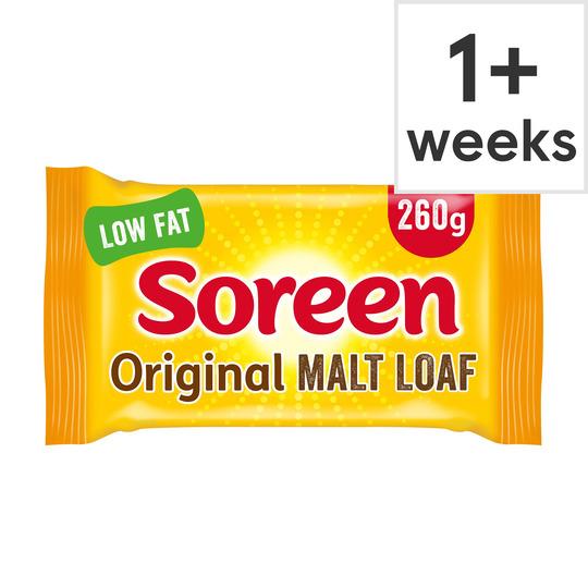 Soreen Fruity Malt Loaf 260G