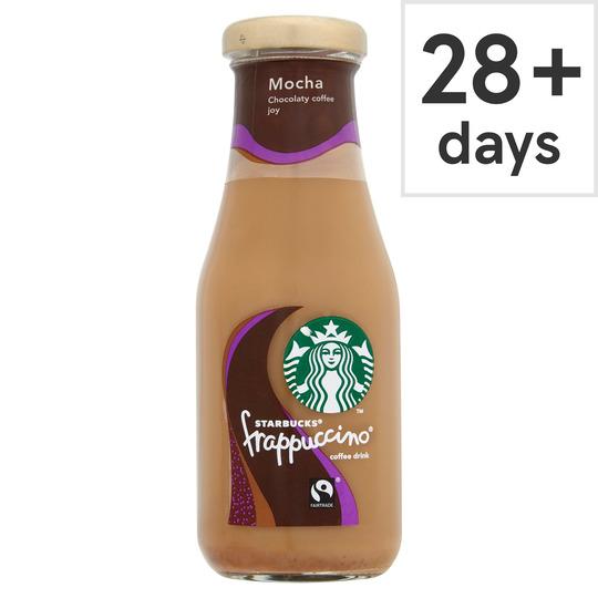 Starbucks Mocha Chocolate Frappuccino 250Ml