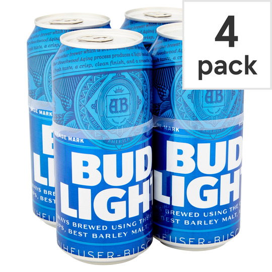 Bud Light 4X440ml