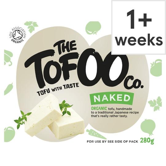 The Tofoo Co Naked Tofu 280G