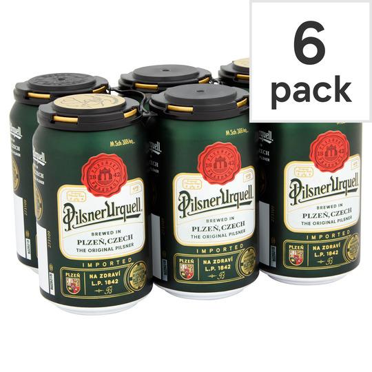 Pilsner Urquell 6X330ml