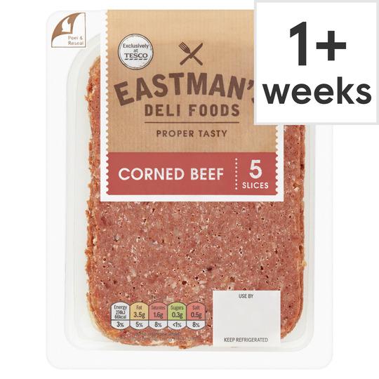 Eastman's Corned Beef 150G