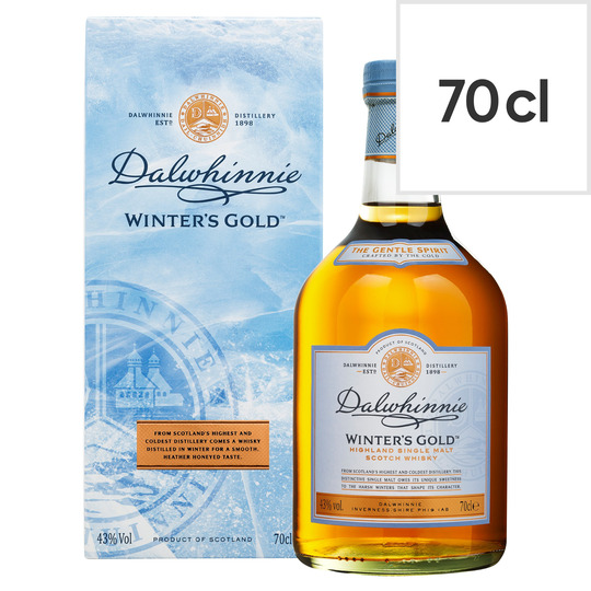 image 1 of Dalwhinnie Winter Gold Wky 70Cl - Spicy