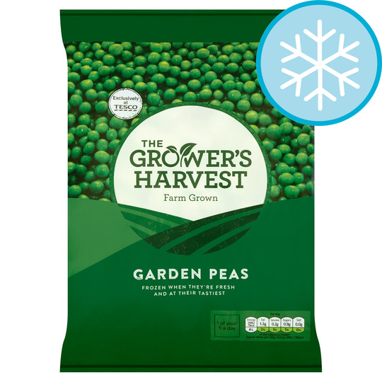 Grower's Harvest Garden Peas 900G