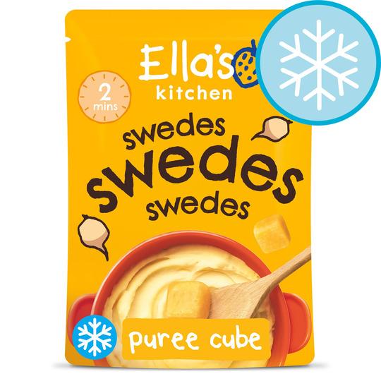 Ella's Kitchen Swede Cubes 200G