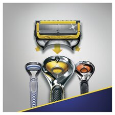 image 2 of Gillette Fusion Proshield Blades Refill 4 Pack