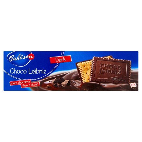 Bahlsen Dark Choco Leibniz 125G