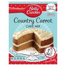 image 1 of Betty Crocker Carrot Cake Mix 425G