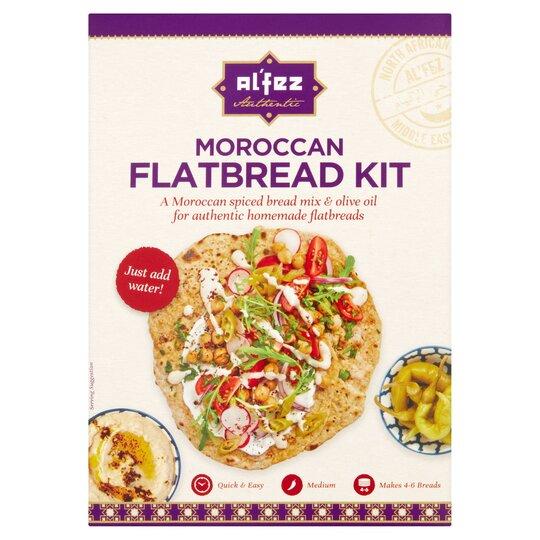 Al'fez Moroccan Flatbread Kit 245G