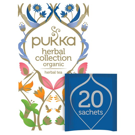 Pukka Herbs Herbal Collection 20'S