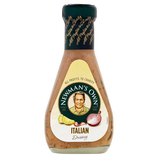 Newmans Own Italian Dressing 250Ml