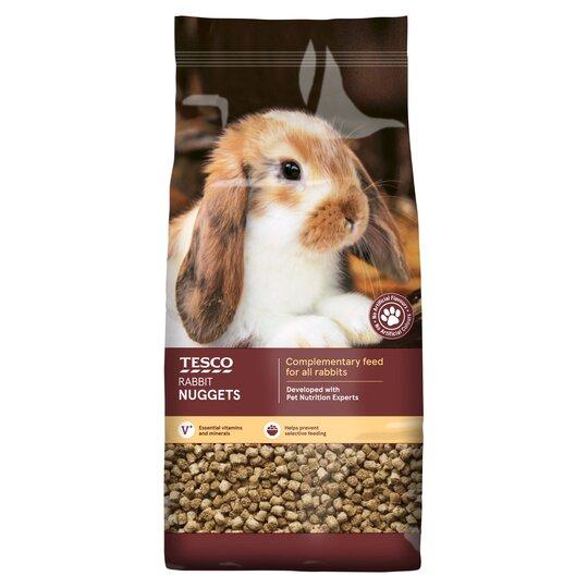 Tesco Rabbit Nuggets 2 Kilograms
