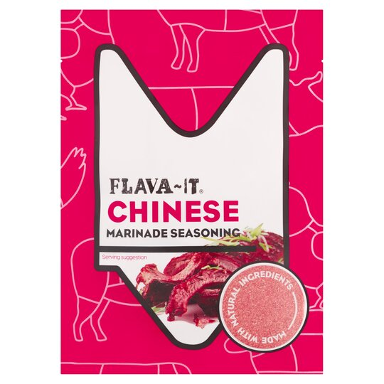 Flava-It Chinese Marinade 35G