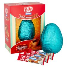 image 1 of Nestle Kit Kat Salted Caramel Giant Egg 516G