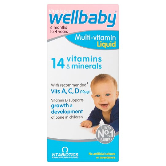 Wellkid Baby Syrup - 150ml