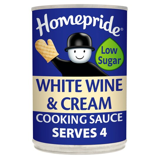 Homepride White Wine Can 400G