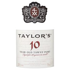 image 2 of Taylor's 10 Year Old Tawny Port 75Cl