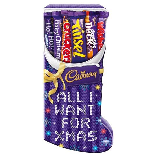 image 1 of Cadbury Stocking Selection Box 194G
