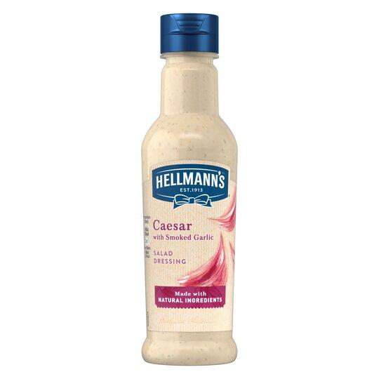 Hellmann's Smokey Caesar Dressing 210Ml