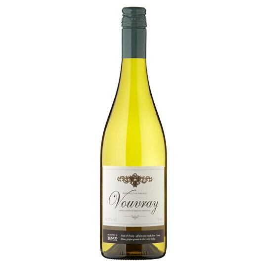 image 1 of Tesco Vouvray 75Cl