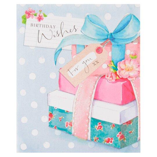 Hallmark Birthday Card Wishes For You