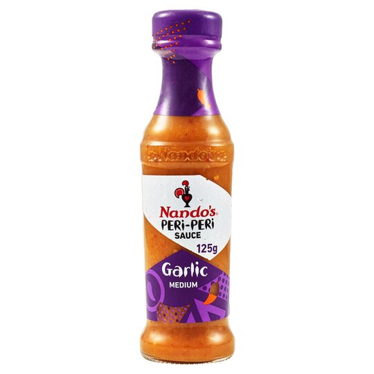 Nando's Garlic Peri Peri Sauce 125G
