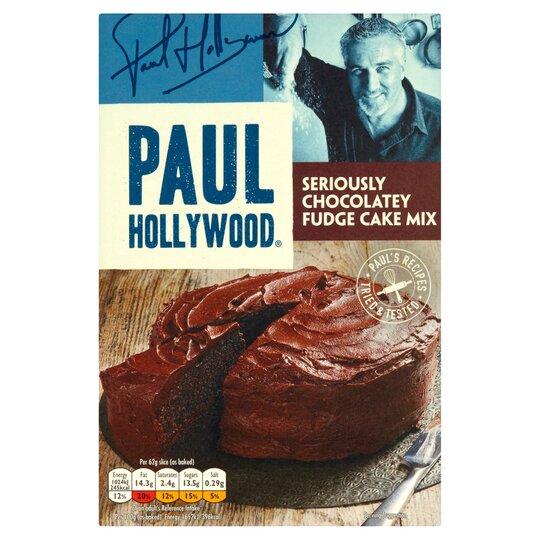 Paul Hollywood Seriously Chocolate Cake Mix 357G