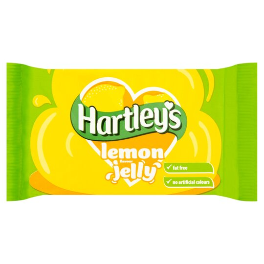 Hartleys Lemon Jelly 135G