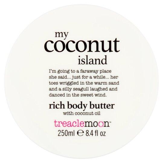 Treaclemoon Coconut Island Body Butter 250Ml
