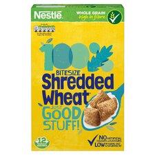 image 1 of Shredded Wheat Bitesize Cereal 500G