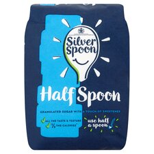 image 1 of Silver Spoon Half Spoon Sugar 500G