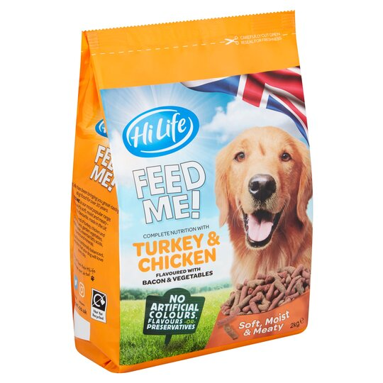 Hi Life Feed Me With Turkey & Chicken 2Kg