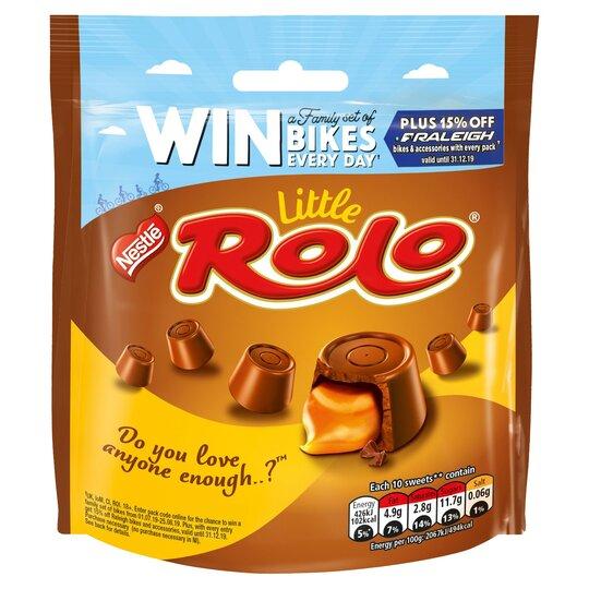 Nestle Little Rolo Pouch 103G